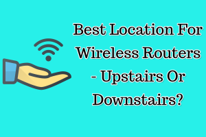 best location for router