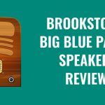 Brookstone Big Blue Party Speaker Review