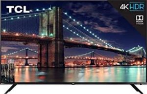 TCL 75R617 - 75-Inch 4K