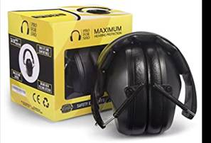 Pro For Sho 34dB Shooting Ear Protection