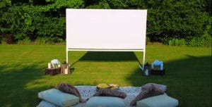 Lumens do I Need for An Outdoor Projector