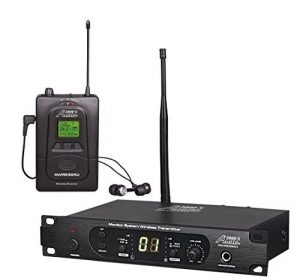 In-Ear Audio Monitor System