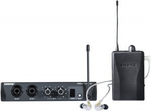 Shure-P2TR215CL-H2-PSM-200-Hybrid-Bodypack-System-with-Wireless-TransMixer