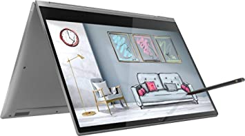 """Lenovo Yoga C930 2-in-1 13.9"""" FHD Touch-Screen Laptop - Intel i7, 12GB DDR4, 512GB PCIe SSD, 2x Thunderbolt 3, Dolby Atmos Audio, Webcam, WiFi, Active Pen, 3 LBS, 0.6"""", Windows 10, Iron Gray"""