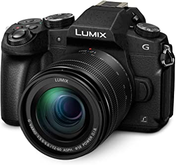 Panasonic LUMIX G85 4K Digital Camera, 12-60mm Power O.I.S. Lens, 16 Megapixel Mirrorless Camera, 5 Axis In-Body Dual Image Stabilization, 3-Inch Tilt and Touch LCD, DMC-G85MK