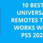 10 Best Universal Remotes That Works With PS5 2021