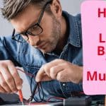 How To Test Laptop Battery With Multimeter
