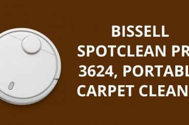 bissell spotclean pro 3624, Portable Carpet Cleaner