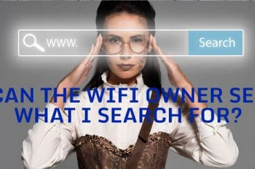 Can The Wifi Owner See What I Search For?