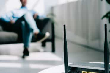 Is It Safe To Sit Next To A Wireless Router
