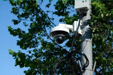 Can You Disable A Security Camera With a Laser Pointer