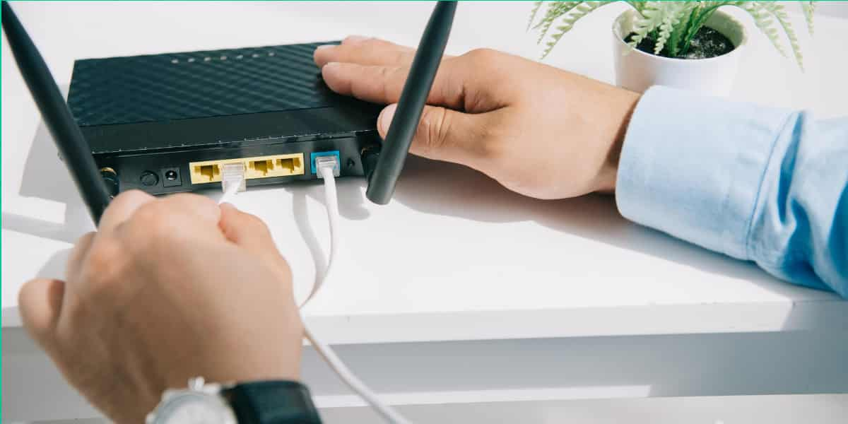 What Happens When You Reset your wireless router